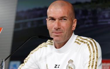 HLV  Zidane yêu cầu các học trò không được phép chủ quan