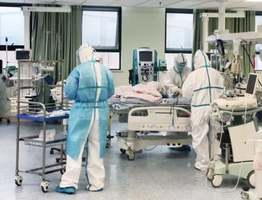 Thuốc phòng sốt rét có hiệu quả trong điều trị covid-19. Ảnh minh họa