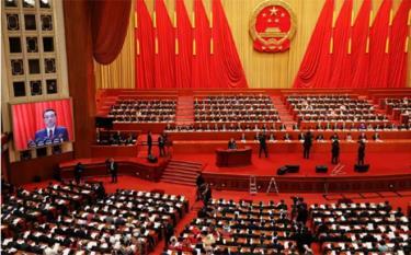 Trung Quốc hoãn họp quốc hội thường niên vì dịch Covid-19.