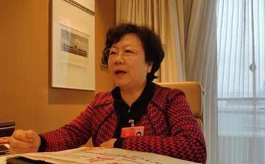 Giám đốc Bệnh viện Số 8 Vũ Hán Wang Ping.