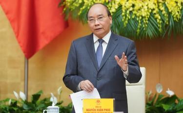 Thủ tướng chủ trì họp thi đua khen thưởng