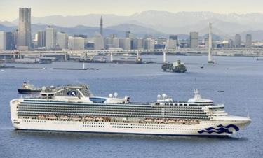 Hai người thiệt mạng trên tàu du lịch đều trong độ tuổi 80.