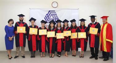 Học viên Trung tâm ngoại ngữ Talent.edu.vn (Ảnh minh họa)