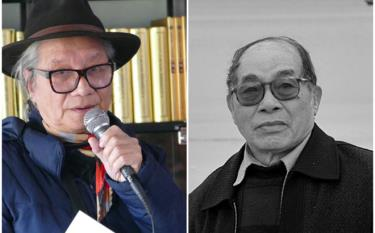 NSND Trần Văn Thuỷ và NSND Lương Đức sẽ được tôn vinh trong lễ trao giải Cánh diều 2019.