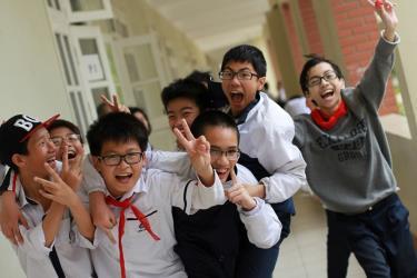 Học sinh Hà Nội có thể trở lại trường từ 2.3 (ảnh minh họa).