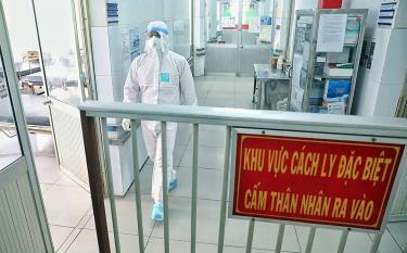 Các hoạt động giám sát y tế, cách ly người đến từ vùng dịch được thực hiện nghiêm.