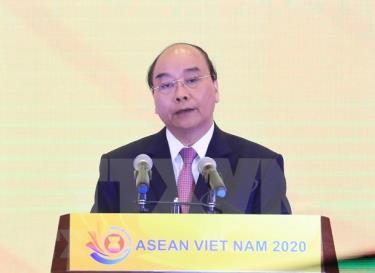 Prime Minister Nguyen Xuan Phuc.