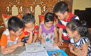 Bảo vệ trẻ trong mùa dịch bệnh Covid-19 là trách nhiệm của gia đình, cộng đồng, xã hội.