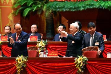 Uy tín của Đảng ta đang hội tụ ở Tổng Bí thư, Chủ tịch nước Nguyễn Phú Trọng.