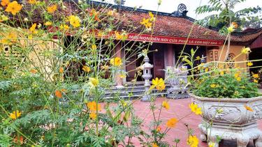 Đền Đại Cại, Lục Yên.