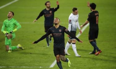 Man City không gặp khó khăn trước đối thủ kém xa về đẳng cấp.