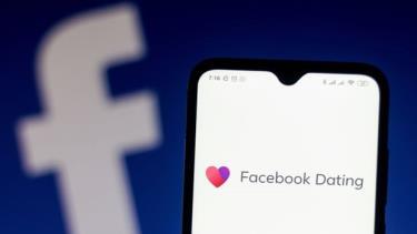 Ứng dụng hẹn hò trực tuyến Facebook Dating.