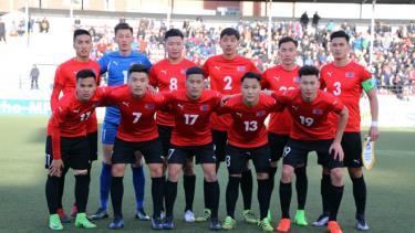 Mông Cổ là đội tuyển châu Á duy nhất đá đủ 2 trận vòng loại World Cup 2022 trong tháng 3.