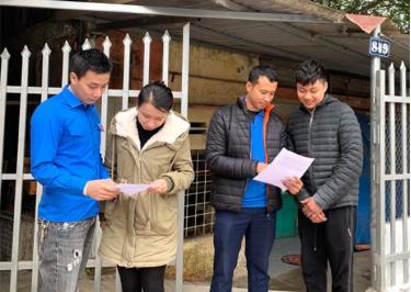 Đoàn Thanh niên phường Yên Thịnh tích cực tuyên truyền về phòng ngừa, đấu tranh với tệ nạn ma túy trong ĐVTN.