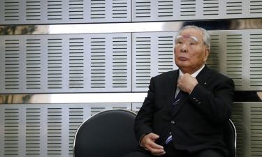 Ông Osamu Suzuki.