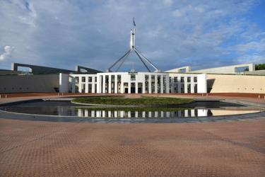 Tòa nhà Quốc hội Úc tại Canberra