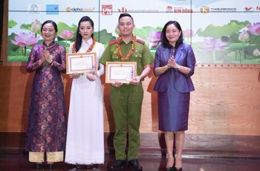 Trao giải Đại sứ Văn hóa đọc năm 2020