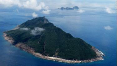 Quần đảo Senkaku (Trung Quốc gọi là Điếu Ngư).