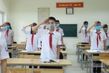 Học sinh Hà Nội đi học trở lại từ 2/3/2021