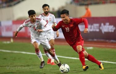Các trận đấu của đội tuyển Việt Nam tại vòng loại World Cup 2022 bị hoãn vì Covid-19.