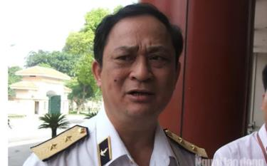 Nguyên thứ trưởng Nguyễn Văn Hiến