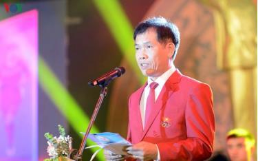 Ông Trần Đức Phấn - Phó Tổng cục trưởng Tổng cục TDTT