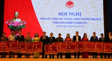 Hội nghị tổng kết công tác thi đua, khen thưởng năm 2018; triển khai nhiệm vụ công tác năm 2019 (Ảnh minh họa).