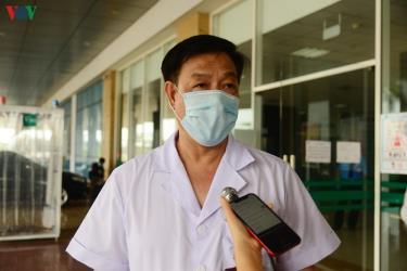 TS.BS Phạm Ngọc Thạch, Giám đốc Bệnh viện Bệnh Nhiệt đới Trung ương cơ sở 2.