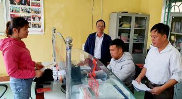 Đội ngũ cán bộ lãnh đạo xã Liễu Đô luôn năng động, sáng tạo trong thực hiện nhiệm vụ chính trị của địa phương