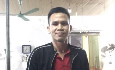 Anh Nguyễn Ngọc Mạnh - người cứu sống bé gái 3 tuổi rơi từ tầng 12A chung cư 60B Nguyễn Huy Tưởng (Q.Thanh Xuân, Hà Nội) vào chiều 28-2