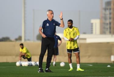 UAE tự tin đăng cai thành công các loạt trận cuối bảng G, Vòng loại thứ 2 World Cup 2022.