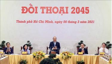 Thủ tướng Nguyễn Xuân Phúc chủ trì cuộc