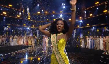 Người đẹp Mỹ đăng quang
