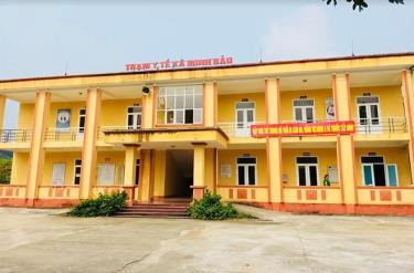 Cơ sở vật chất, hoạt động của Trạm Y tế xã Minh Bảo đã góp phần quan trọng giữ vững Tiêu chí Quốc gia về y tế xã.
