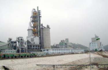 Nhà máy xi măng Vinaconex Yên Bình. Ảnh: Thành Trung.