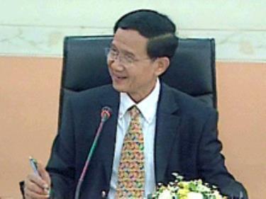 Thủ tướng Thái Lan Somchai Wongsawat