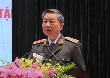 Bộ trưởng Bộ Công an - Đại tướng Tô Lâm yêu cầu Công an các đơn vị, địa phương xử lí nghiêm các trường hợp dâm ô, xâm hại, đặc biệt là xâm hại tình dục trẻ em.