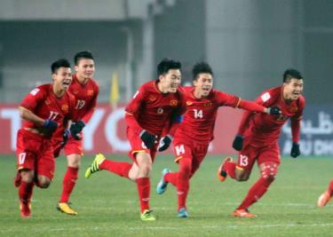 Đội tuyển Việt Nam là đội bóng duy nhất của Đông Nam Á đứng ở top 100