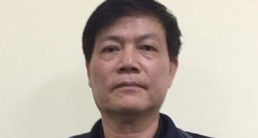 Nguyên Chủ tịch Vinashin Nguyễn Ngọc Sự.