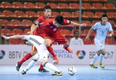 ĐT U20 Futsal Việt Nam tái ngộ Nhật Bản và Tajikistan ở VCK châu Á 2019.