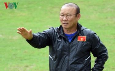 HLV Park Hang Seo chia sẻ những thông tin thú vị về quá trình làm việc ở Việt Nam với AFC