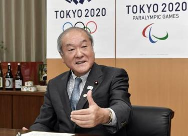 Ông Shunichi Suzuki.