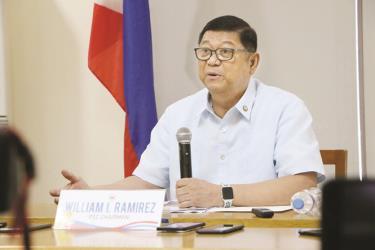Chủ tịch PSC William Ramirez cho biết Philippines sẽ đảm bảo các địa điểm thi đấu tại SEA Games 2019.