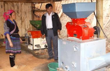 Từ nguồn lực đầu tư XDNTM, huyện Mù Cang Chải đã có gần 8.000 hộ được sử dụng điện lưới quốc gia.