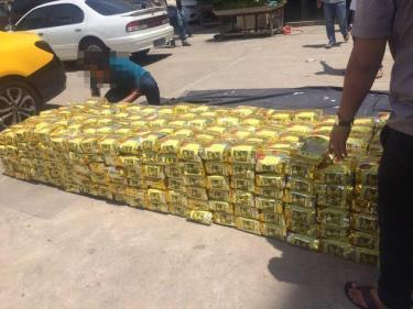 TP.HCM triệt phá đường dây tàng trữ, vận chuyển hơn 1,1 tấn ma túy