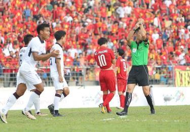 Chủ nhà Philippines nhiều khả năng sẽ chia lại nhóm hạt giống bóng đá nam SEA Games 30