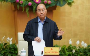 Thủ tướng Nguyễn Xuân Phúc yêu cầu Bộ trưởng Bộ Công Thương báo cáo về vấn đề xuất khẩu gạo trước ngày 5-4.