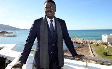 Pape Diouf, cựu chủ tịch Olympique Marseille qua đời.