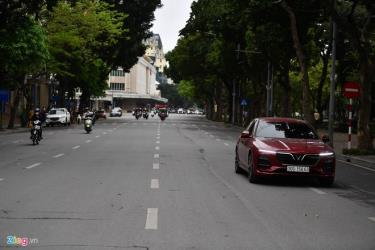 Cục CSGT khuyến cáo đường phố vắng dễ khiến tài xế phóng nhanh, vượt ẩu.