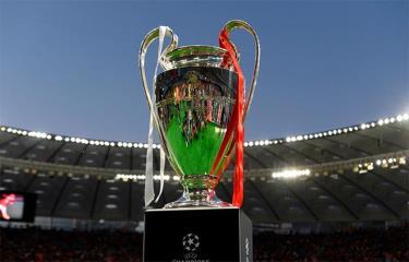 Champions League có nguy cơ bị hủy.